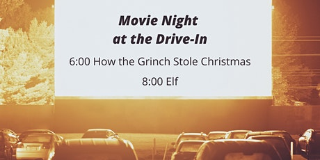 Movie Night at the Drive-In tickets