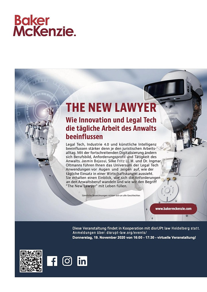 The New Lawyer: Bild