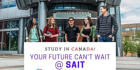 New Normal, New YOU - Study at SAIT, Canada! tickets