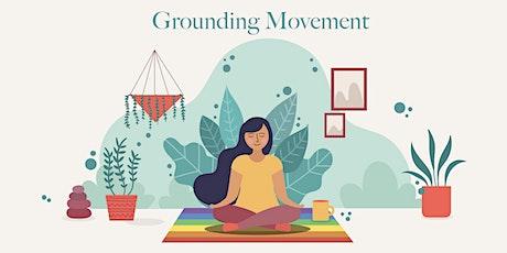 Grounding Movement tickets