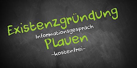 Existenzgründung Online kostenfrei - Infos - AVGS Plauen Tickets