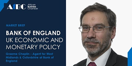 AfBC Market Brief with Bank of England - UK Economy and Monetary Policy tickets