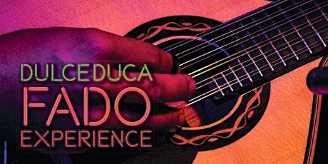 Fado Experience tickets