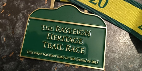 Rayleigh Heritage Trail Race 2021 tickets