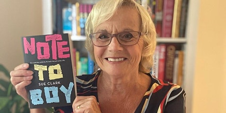 Note to Boy with Sue Clark -  Author talk and Q&A tickets
