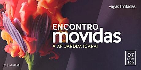 Movidas Jardim Icaraí | Sábado, 07/11, às 16h ingressos