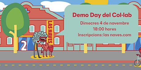 Demo Day Collab entradas