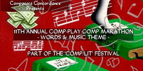 11th Annual Comp-Play-Comp Marathon tickets