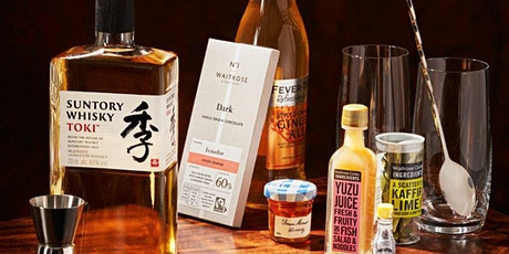 WHISKY COCKTAIL BOX AT HOME tickets