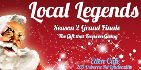 Local Legends Season 2 Grand Finale tickets