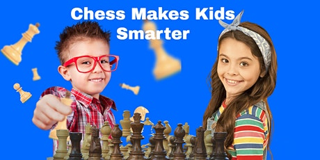 Holiday chess program for kids 2 tickets