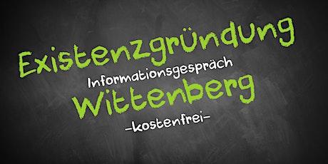Existenzgründung Online kostenfrei - Infos - AVGS Wittenberg Tickets