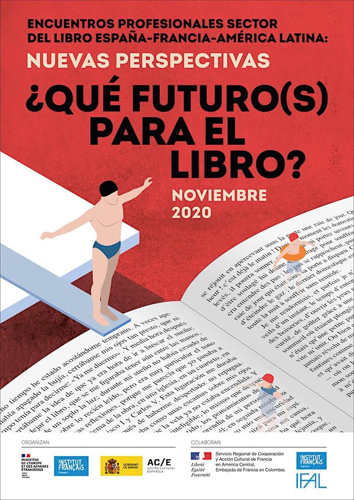 Imagen de ¿Qué futuro(s)  para el libro?. Encuentros profesionales  digitales