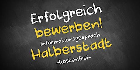 Bewerbungscoaching Online kostenfrei - Infos - AVGS  Halberstadt Tickets