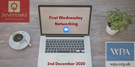 FIRST WEDNESDAY NETWORKING DECEMBER