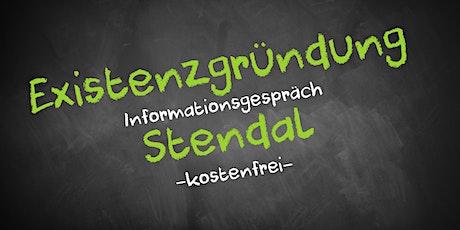 Existenzgründung Online kostenfrei - Infos - AVGS  Stendal Tickets