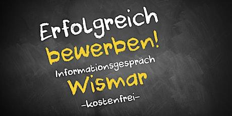 Bewerbungscoaching Online kostenfrei - Infos - AVGS  Wismar Tickets