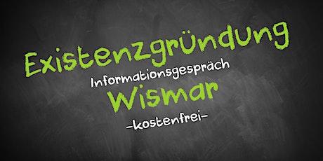 Existenzgründung Online kostenfrei - Infos - AVGS  Wismar Tickets