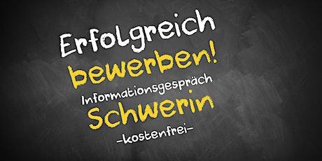 Bewerbungscoaching Online kostenfrei - Infos - AVGS  Schwerin Tickets