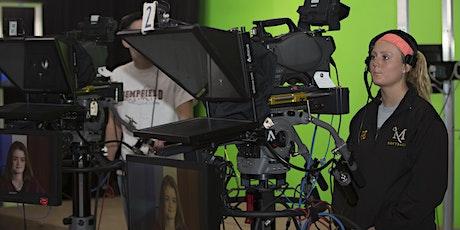 Media Arts Production Program Launch tickets