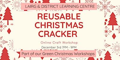 Christmas Cracker Digital Workshop