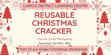 Christmas Cracker Digital Workshop tickets