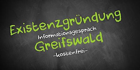 Existenzgründung Online kostenfrei - Infos - AVGS  Greifswald Tickets