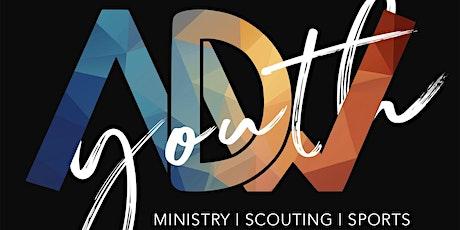 Network para Padres de Pastoral Juvenil en ADW tickets