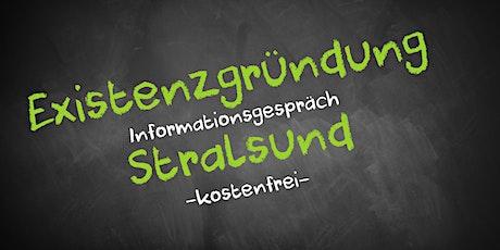 Existenzgründung Online kostenfrei - Infos - AVGS  Stralsund Tickets