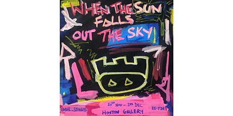 Shem | When The Sun Falls Out The Sky tickets