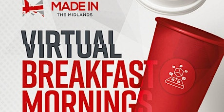 Made in the Midlands Breakfast Morning with Engineering Technology Group tickets