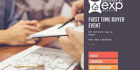 Home Buying Seminar |Free Food & Beverage tickets