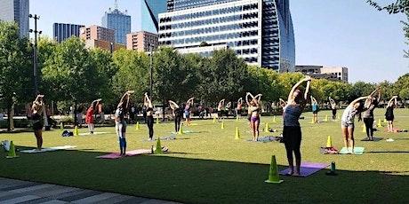 Yoga with Dallas Yoga Center tickets