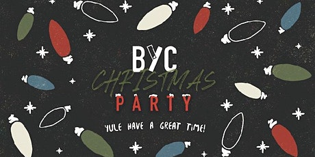 BYC Toy drive & Christmas party tickets