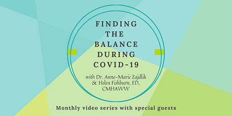 Finding the Balance During COVID-19 tickets