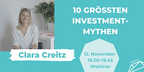 Die 10 grössten Investment-Mythen Tickets