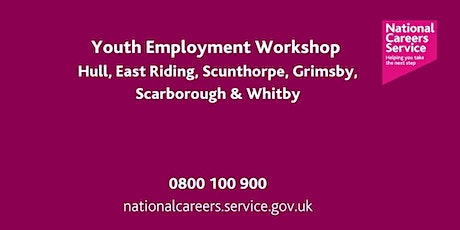 Youth Employment – Jobs, Training & Skills- Yorkshire and Humber tickets