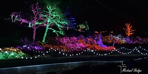 Honor Heights Park Christmas Lights 2020 Tulsa, OK Park Festival Events | Eventbrite