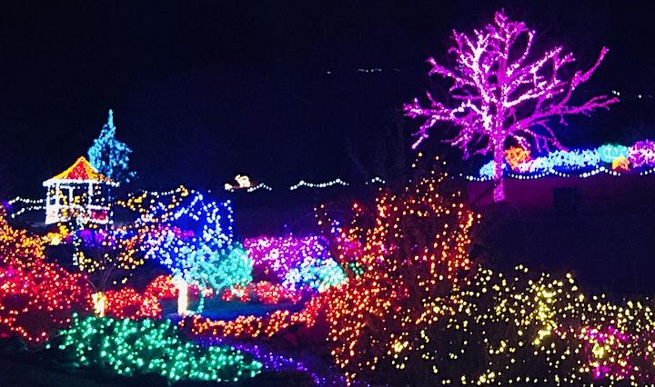 Garden Of Lights 2020 Muskogee Honor Heights Park Season Pass Tickets Thu Nov 26 2020 At 5 30 Pm Eventbrite