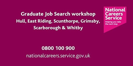 Graduate Job Search Workshop tickets