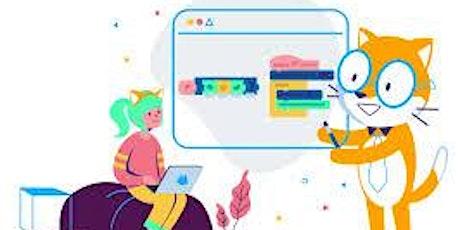 Aula Experimental  Gratuita de Scratch JR. (dos 4 aos 6 anos) bilhetes