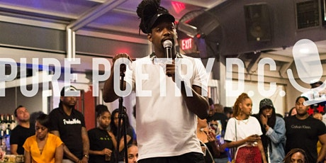 Pure Poetry DC Open Mic tickets