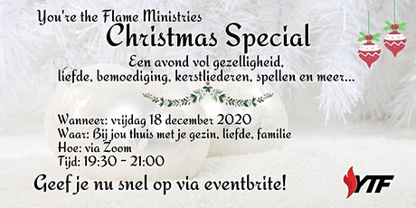 You're the Flame Ministries Christmas Special! tickets