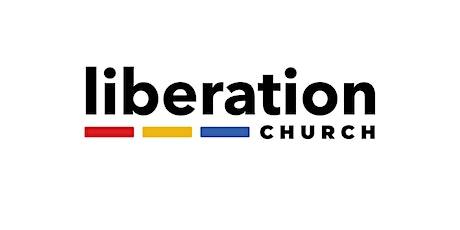 11/01/20 Liberation Church Sunday Service tickets