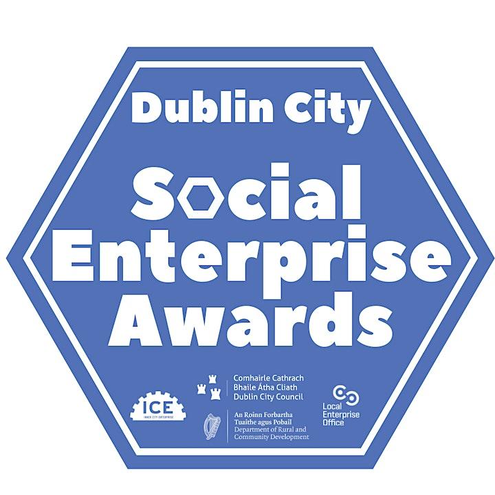 Dublin City Social Enterprise Awards 2021 image