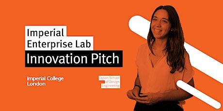 Innovation Pitch April tickets