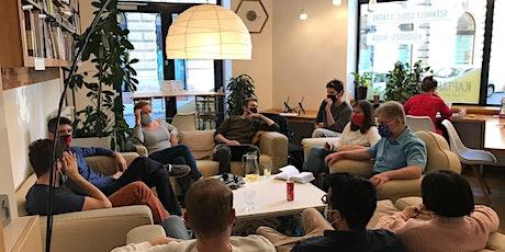 KAPTÁR Coworking+Mastermind Day tickets