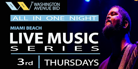 Miami Beach Live Music & Art Series tickets