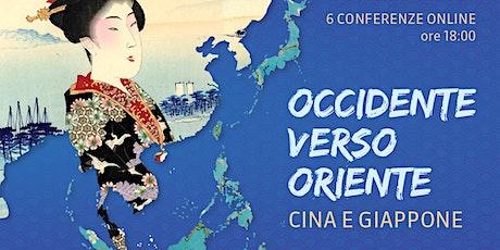 Occidente verso Oriente: Cina e Giappone biglietti