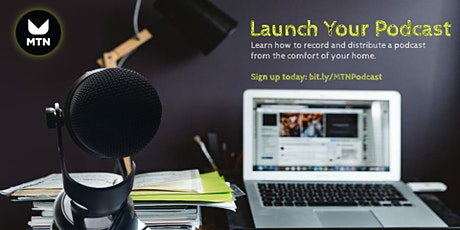 Launch Your Podcast tickets